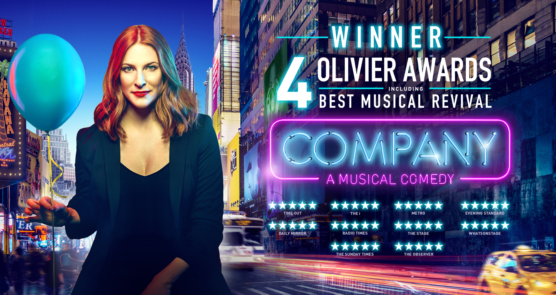Company Musical London | Elliott & Harper Productions |
